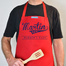 Personalised Retro Style Apron