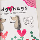 Hedgehugs Children's Story Book