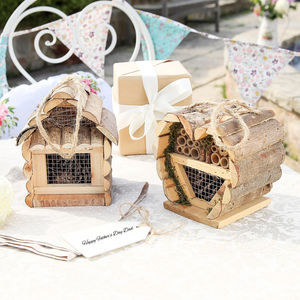 Set Of Two Insect Houses - birds & wildlife