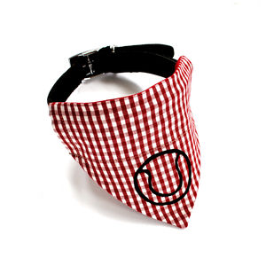 Tennis Ball Neckerchief - dogs