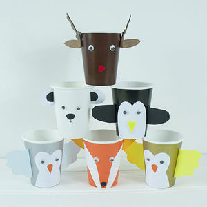 Creature Cups Craft Kit