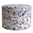 Meadow Dusk Pouf