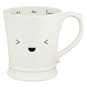 Giggly Kawaii Emoticon Muggsie Mug