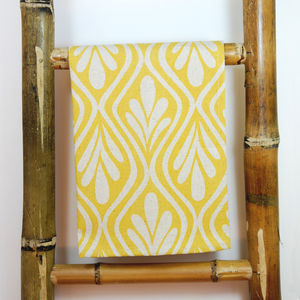 Henna Tea Towel