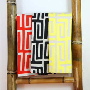 Kuba Tea Towels