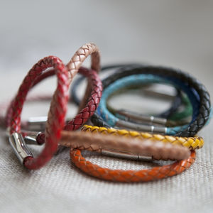 Luxury Bolo Leather Bracelet - bracelets & bangles