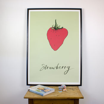 Strawberry Giclee Print