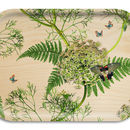 Natural Dill Birch Tray