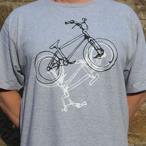 BMX T Shirt - men's fashion
