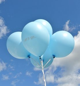 Let It Go Balloons