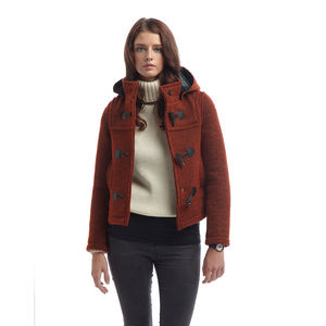 Women's Mayfair Duffle - jackets