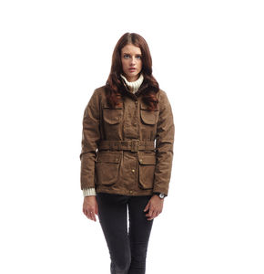 Womens Wax Denison Jacket