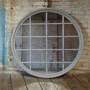 Palladian Grey Mirror