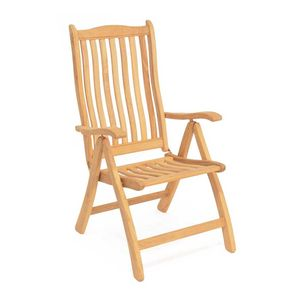 Roble Ascot Reclining Garden Chair - chairs