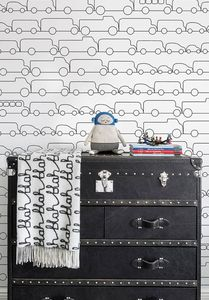 Jam Charcoal - children's decorative accessories
