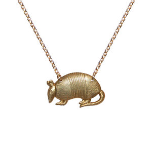 Armadillo Necklace