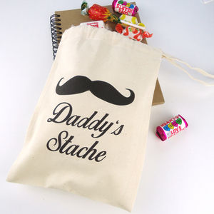 Dad's Stache Goody Bag - father's day gifts