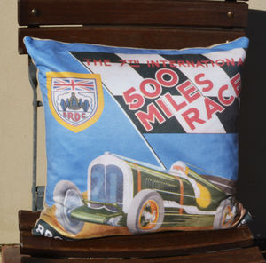 Brooklands Cushion