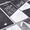 Penny Wedding Invitation, Further Information And RSVP