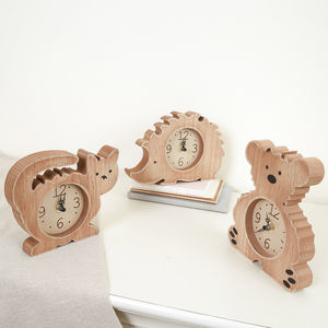 Nursery Decoration Children's Clocks - dining room