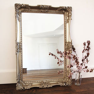 Silver Chantelle Wall Mirror
