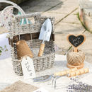 Gardening Tool Gift Set Complete With Tools And Twine