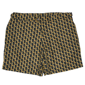 Gun Print Swimshorts - shorts