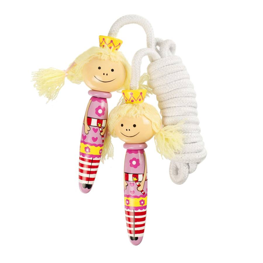Fairy Princess Skipping Rope By Posh Totty Designs
