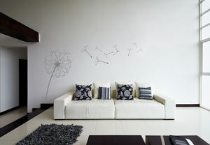 Dandelion Wall Stickers - decorative accessories
