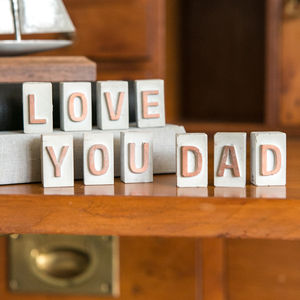 Father's Day Gift Message