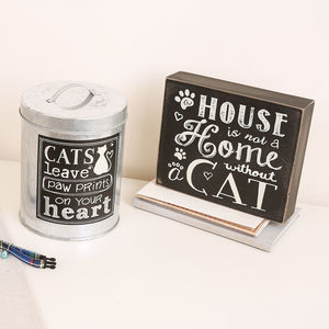 Cat Treat Gift Set - food, feeding & treats