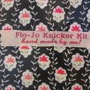 Flo-Jo's Knicker Making Set- Gypsy Rose