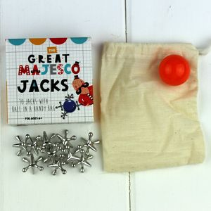 Jacks Traditional Game - party bags and ideas
