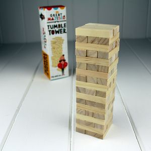 Tumble Tower Traditional Game - toys & games