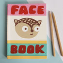 Face Book Notebook