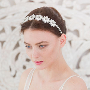 Statement Wedding Headband