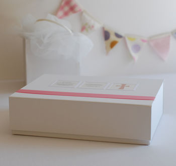 Personalised Holy Communion Keepsake Box