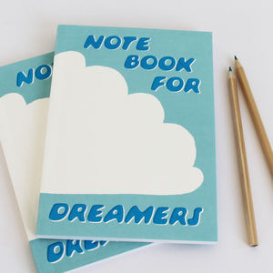 Notebook For Dreamers