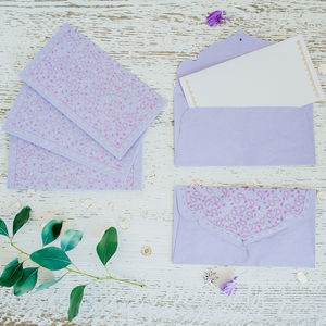 Multifloral Gift Envelopes