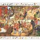 Horse Jigsaw Puzzle And Poster