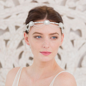 Deco Wedding Head Band