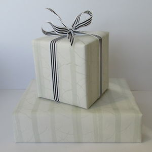 Gift Wrap And Ribbon Pack : Forest - wedding cards & wrap