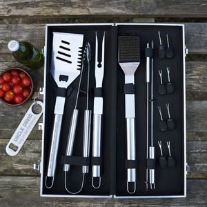 Personalised Barbecue Tool Set - view all father's day gifts