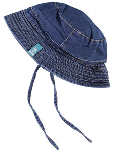 Atar Denim Summer Hat - hats, scarves & gloves