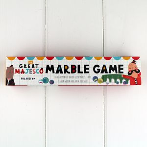 Marble Game - traditional toys & games