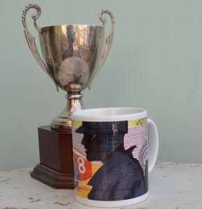 Brooklands 500 Miles Race Mug