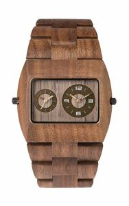 Wooden Jupiter Watch - watches