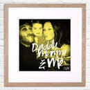 Bespoke Friends and Family Photo Selfie Art