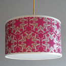 Kissing Birds Design Lampshade