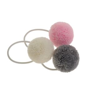 Pompom Hairbands - hair accessories